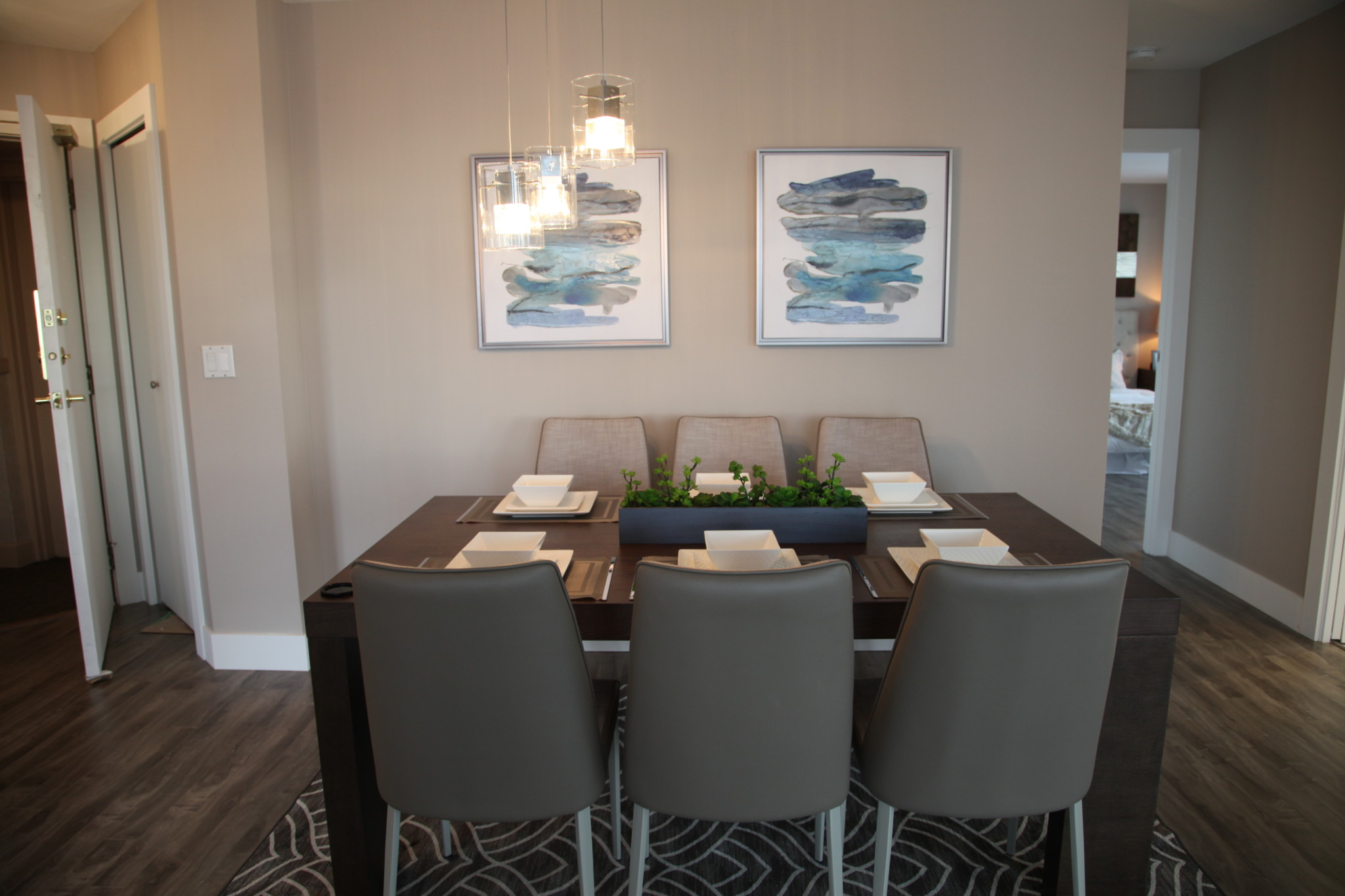 Dining Defined Home Staging